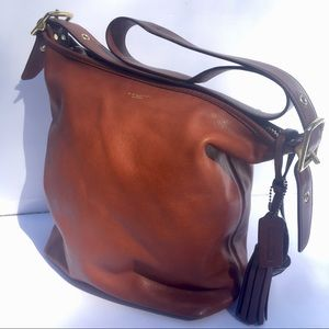 Coach Legacy Duffle Hobo Bag E1293-19889 used